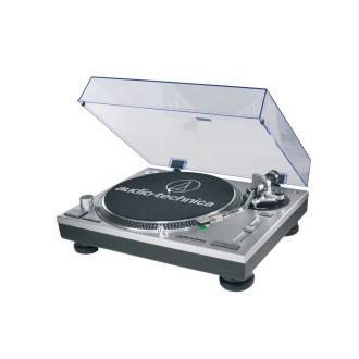 Audio-Technica AT-LP120XUSB Profesionalus Direct-Drive Plokštelių grotuvas